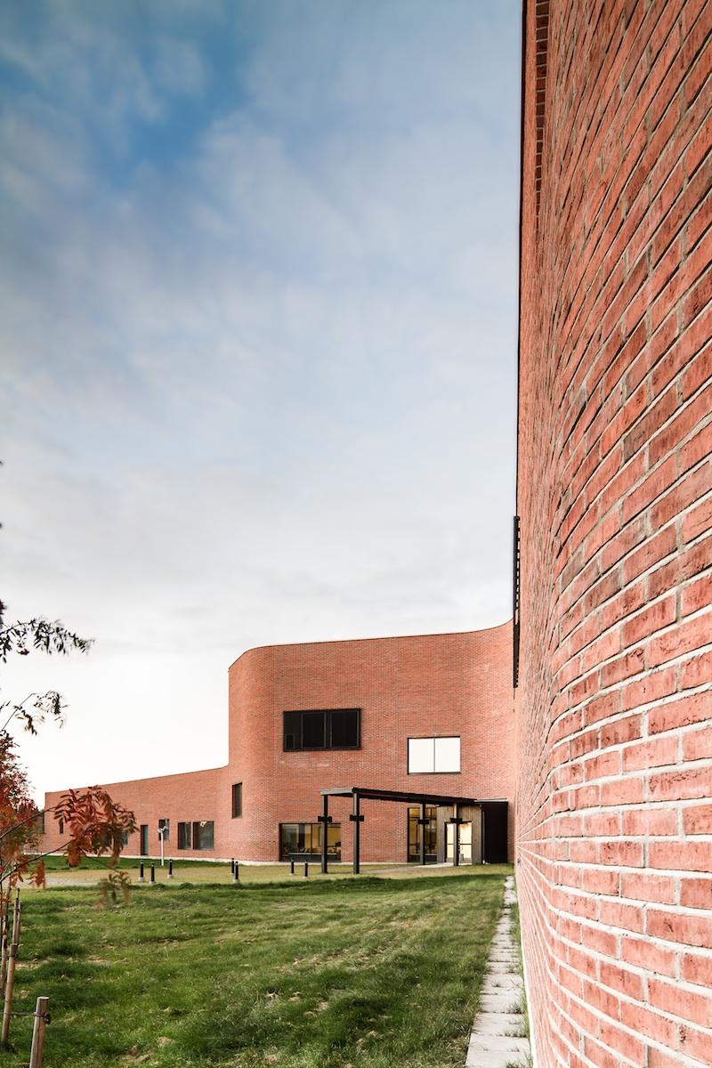 Alt Architects: Niemenranta School Center, 2012.