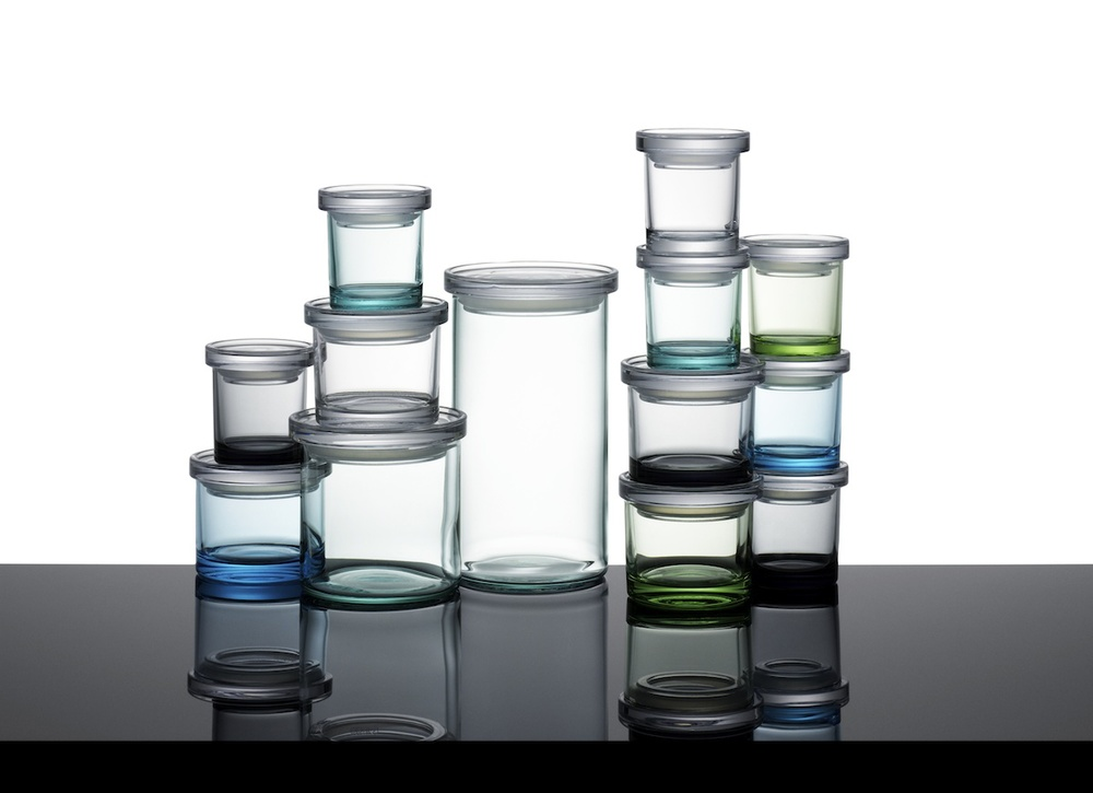 Pentagon Design: Iittala Jars, 2005.