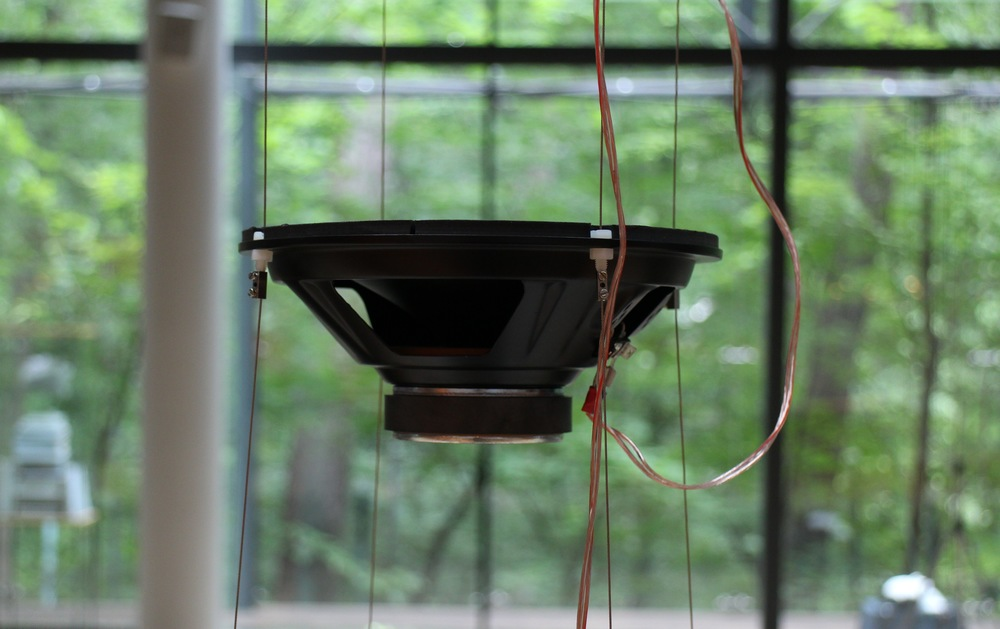 Alitalo, Tuike ja Simo: Kuulumia, 6-channel sound installation at the Embassy of Finland in Washington DC, 19.6.–14.7.2013