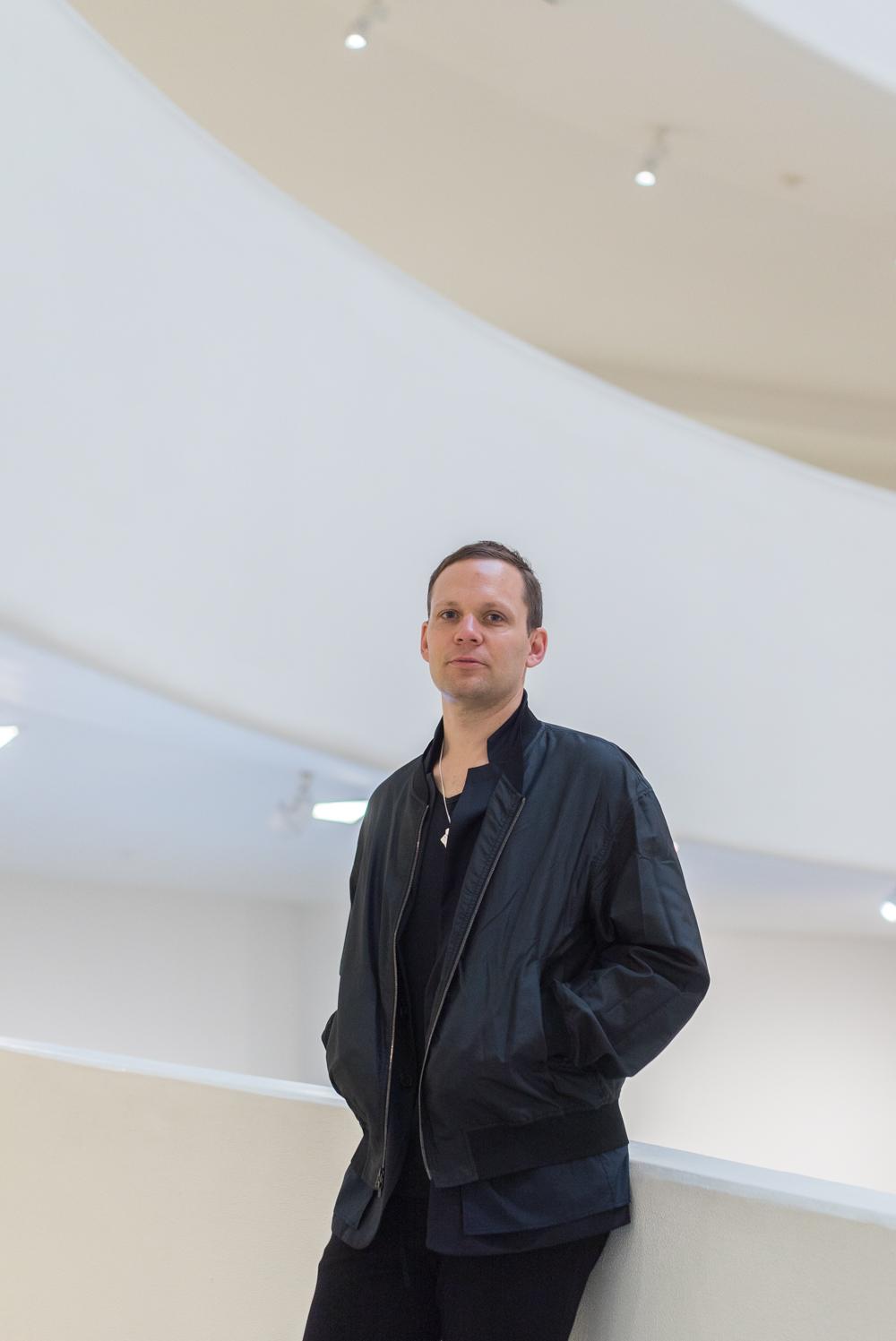 Teemu Suviala will start as Creative Director at Facebook in July. Photo Liisa Jokinen