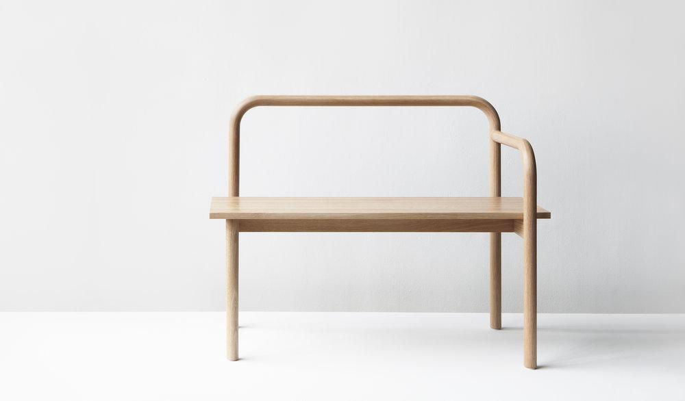 Kaksikko,  Maissi Bench . Photo: Chikako Harada