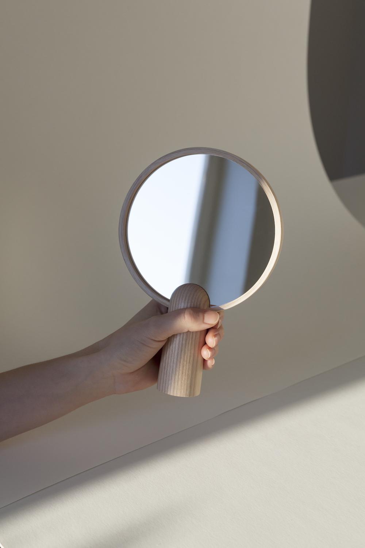 Aino Mirror by Kaksikko. Photo: Maija Savolainen