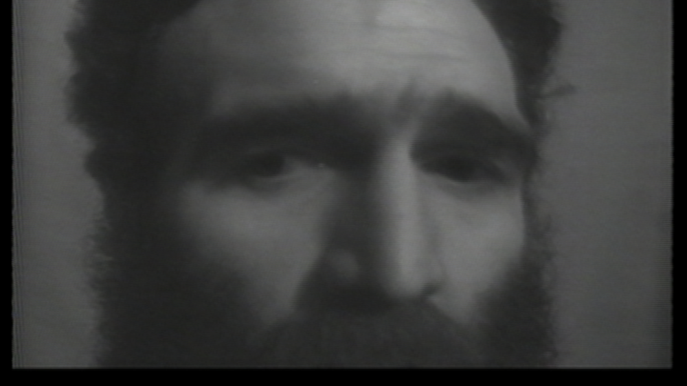 Paul Ryan,  Video Wake For My Father , still from a video, 1972. Courtesy of The ZKM | Center for Art and Media.