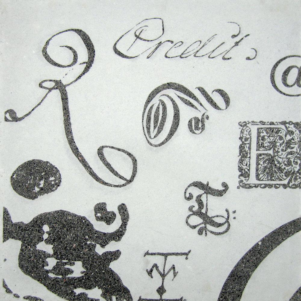 Graphic concrete, detail. Image: Markku Puumala