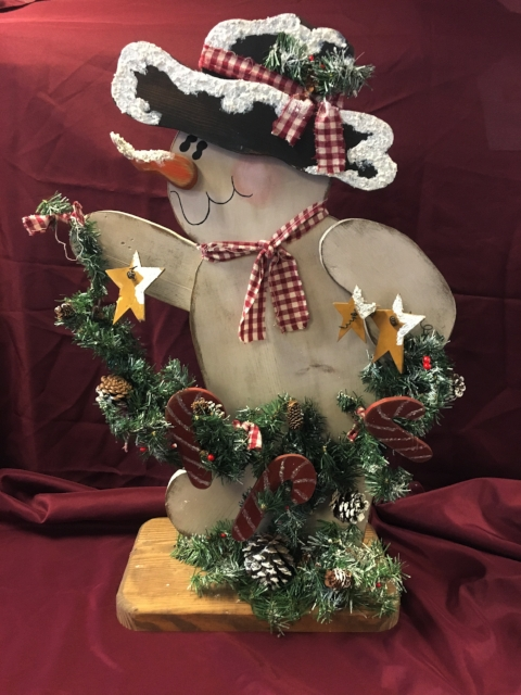 Item #10: Frosty