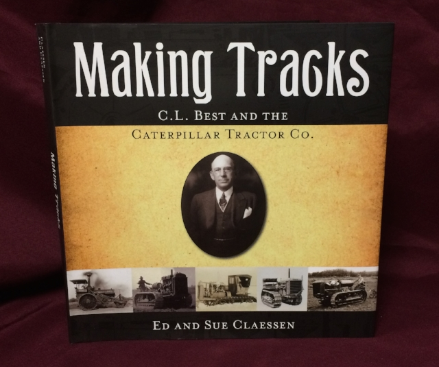 Item #21: Making Tracks
