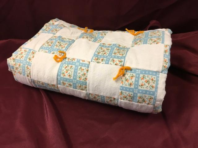 Item #25: Baby Quilt #2