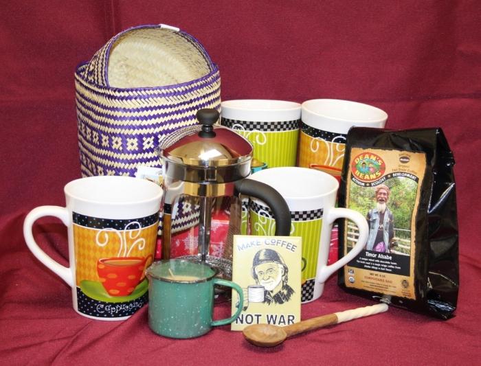 Item #25: Coffee Sampler