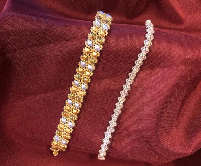 Item #24: Two Handmade Bracelets