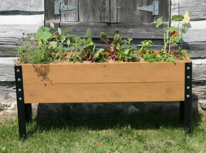 Item #26: Planter & Pollinators