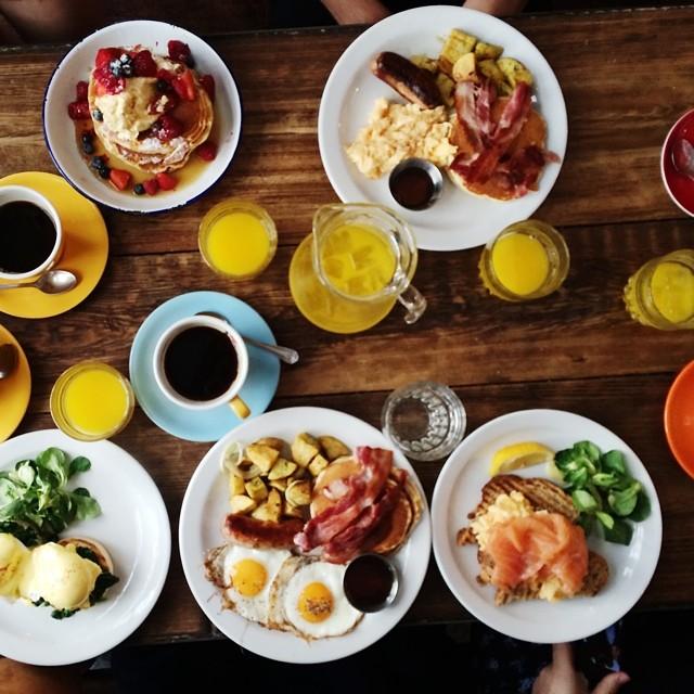 The Breakfast Club, London I Alexandra Mabon