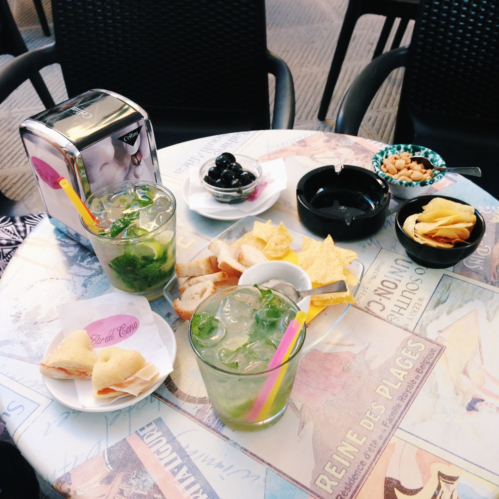 Mojitos, Orbetello I Alexandra Mabon