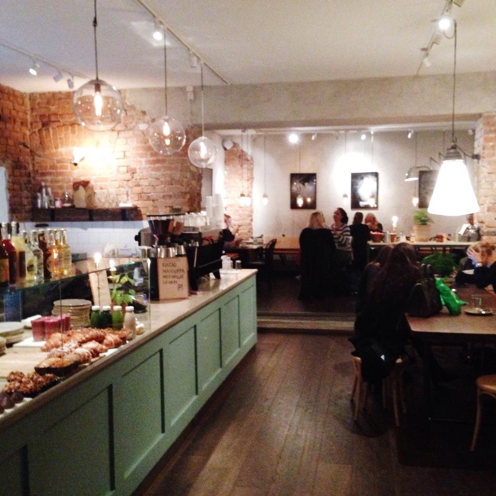 Café Pascal, Stockholm I Alexandra Mabon