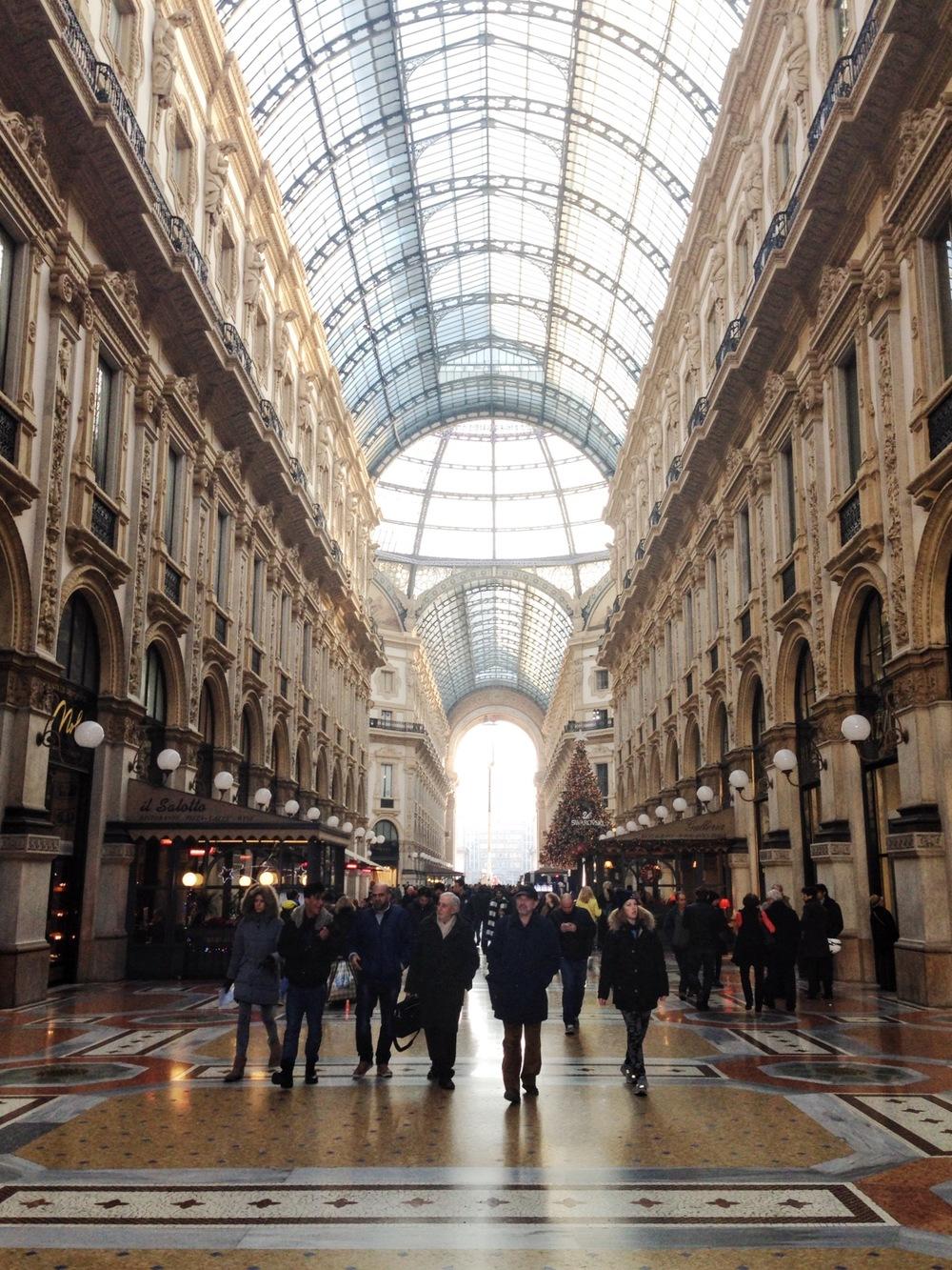 Milano I Alexandra Mabon
