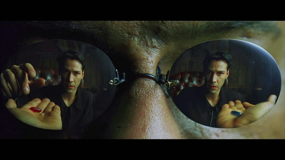 "TAKING THE RED PILL: Because, as difficult as it may be to process, grasping reality is worth it.  ""The truth will set you free... but it will piss you off first."""