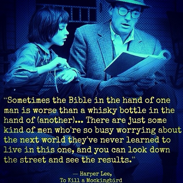 #truth #quotes #christianity #thebible #bible #jesus #jesusiswhatgodhastosay #religion #religiosity #revolution #tokillamockingbird #harperlee #atticusfinch
