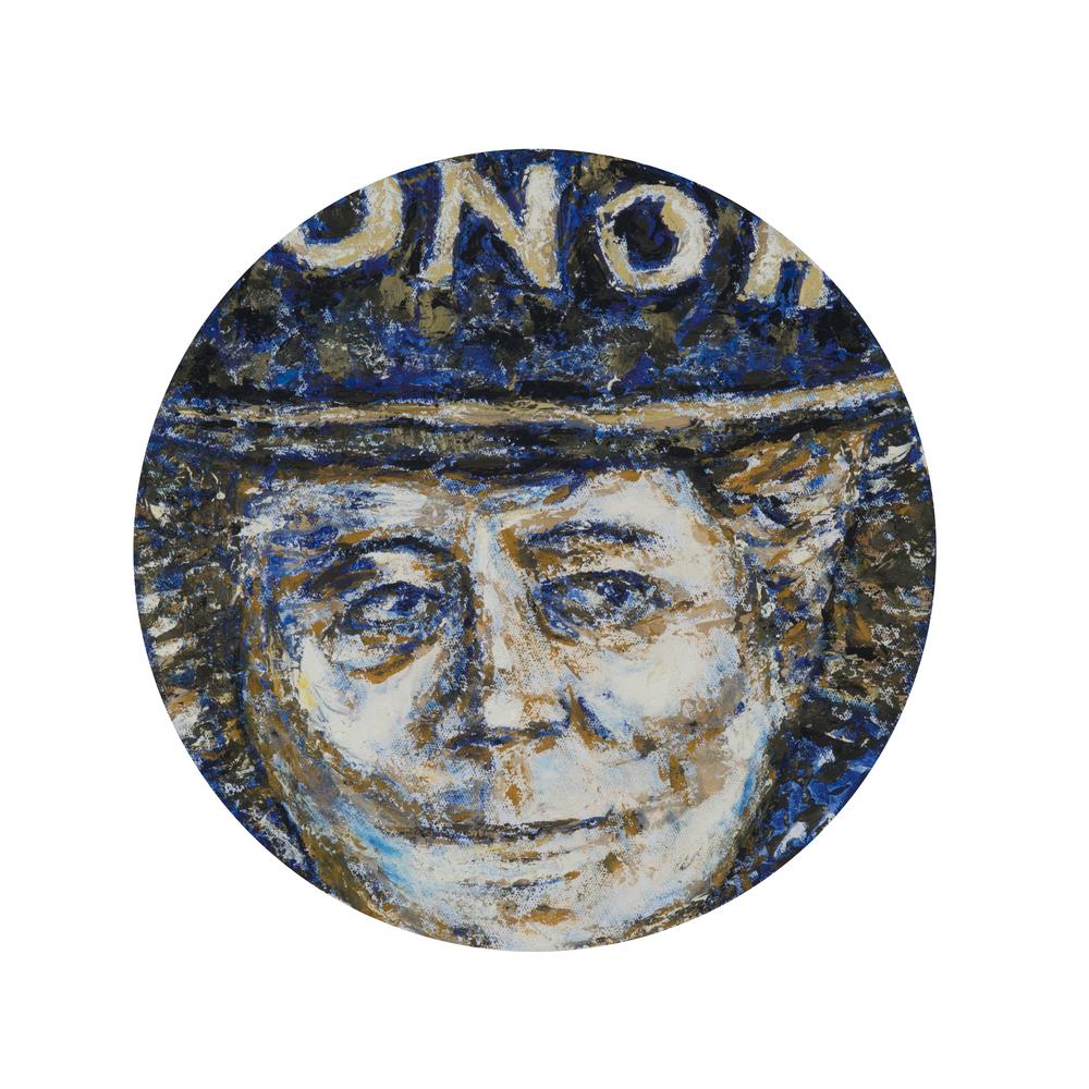 Astrid Lindgren - Woman in Hat