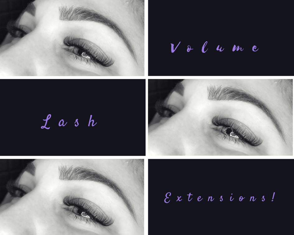 Lashes!! - Receive $40 off of a full set of volume or classic lashes!