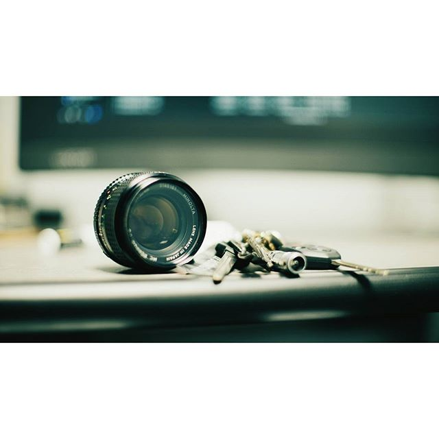 Sorry your big brother is sharper... #a7sii #sony #vsco #minolta #58mm #filmlife