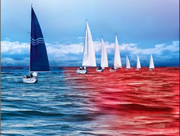 Are you sailing in red oceans or blue?