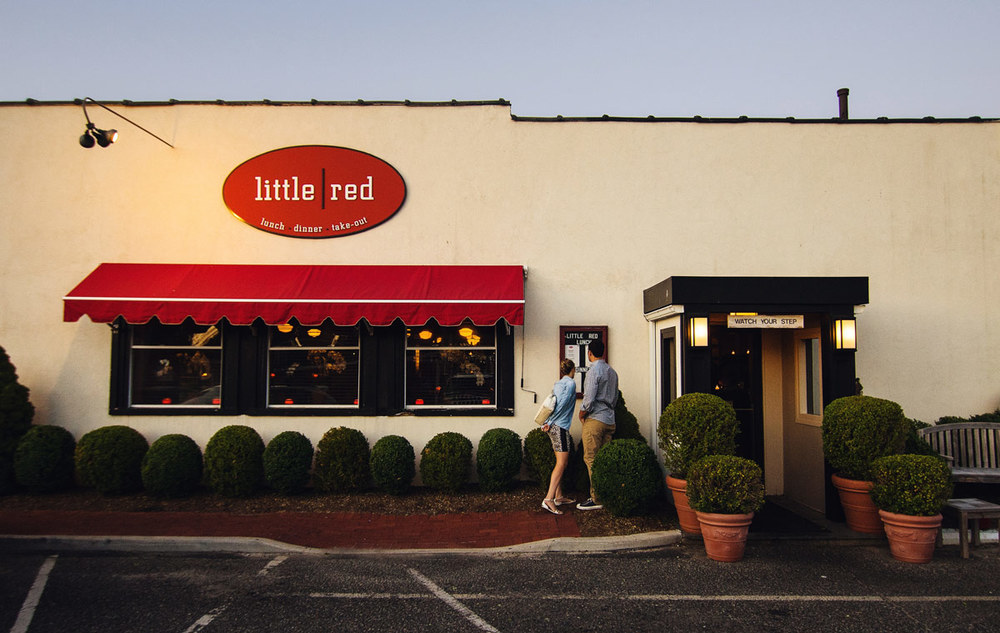 Join us at Little  |Red