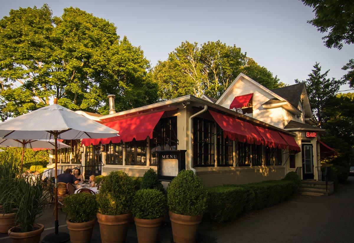 Redibar Brasserie Southampton Ny Classic Hamptons Restaurant