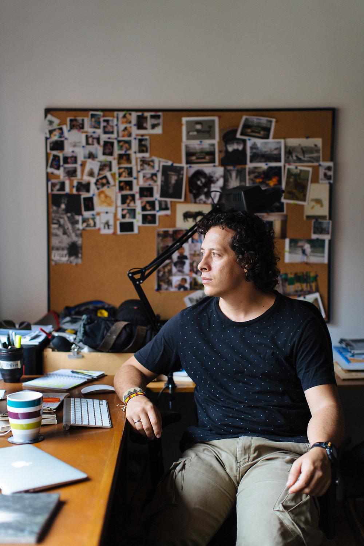 Federico Ricos Photojournalist