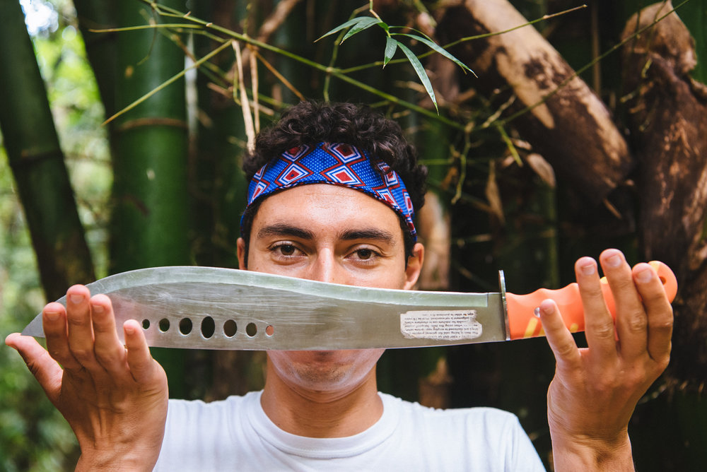 """The El Camino experience is different from any other trip because the people you meet are essential to telling the story of the place and its culture. You want to get to know Trinidad and Tobago or Colombia or Mexico City in a more meaningful way? You meet its people and engage with them and their craft. That's the El Camino experience no one else can match."" Nick P."