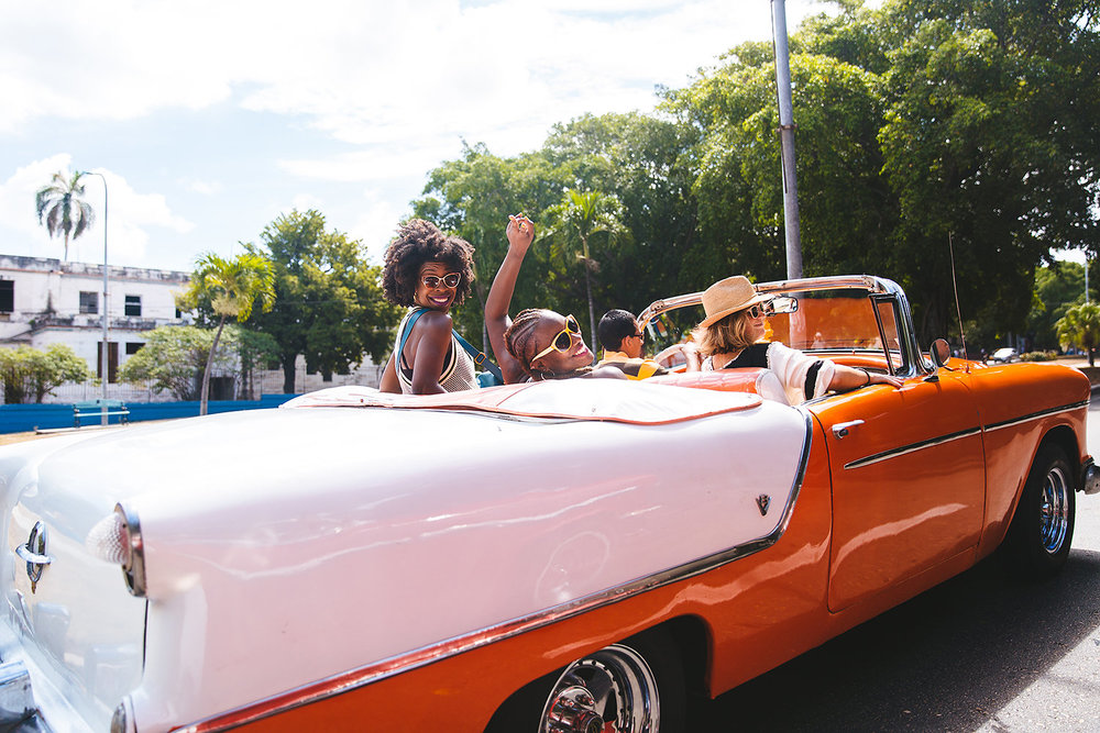 """Traveling to Cuba with El Camino gave me an experience that will stay with me for the rest of my life.  They took me through the heart of the culture as I celebrated with the country's most precious element......the People. For that, I will always be grateful!  I can't wait until my next travel experience with El Camino!"" - Chandra H."