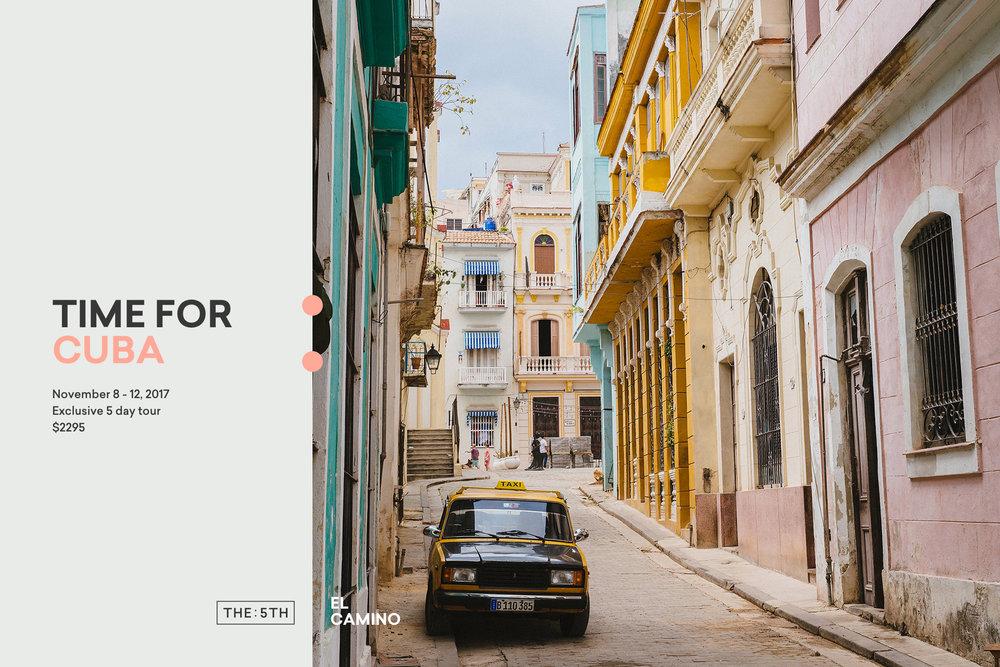 group tours to Cuba