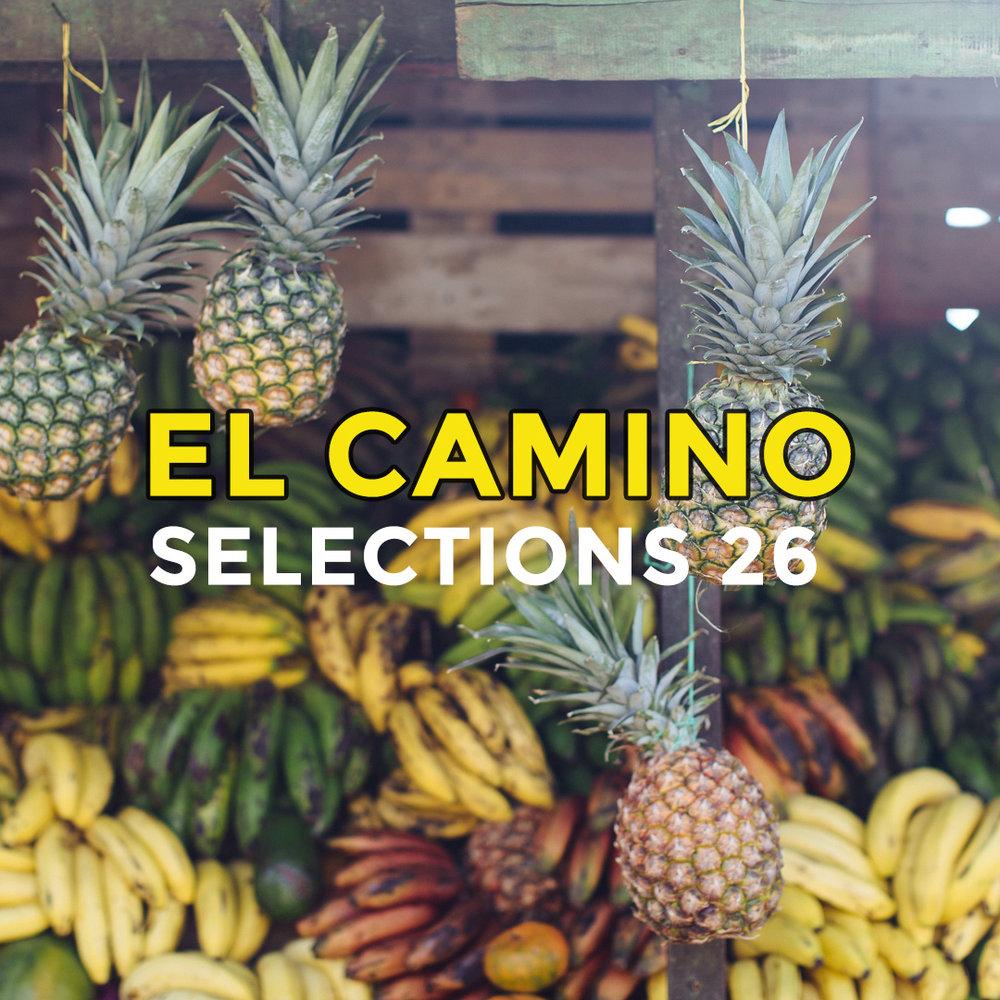 El Camino Travel Playlist for Nicaragua