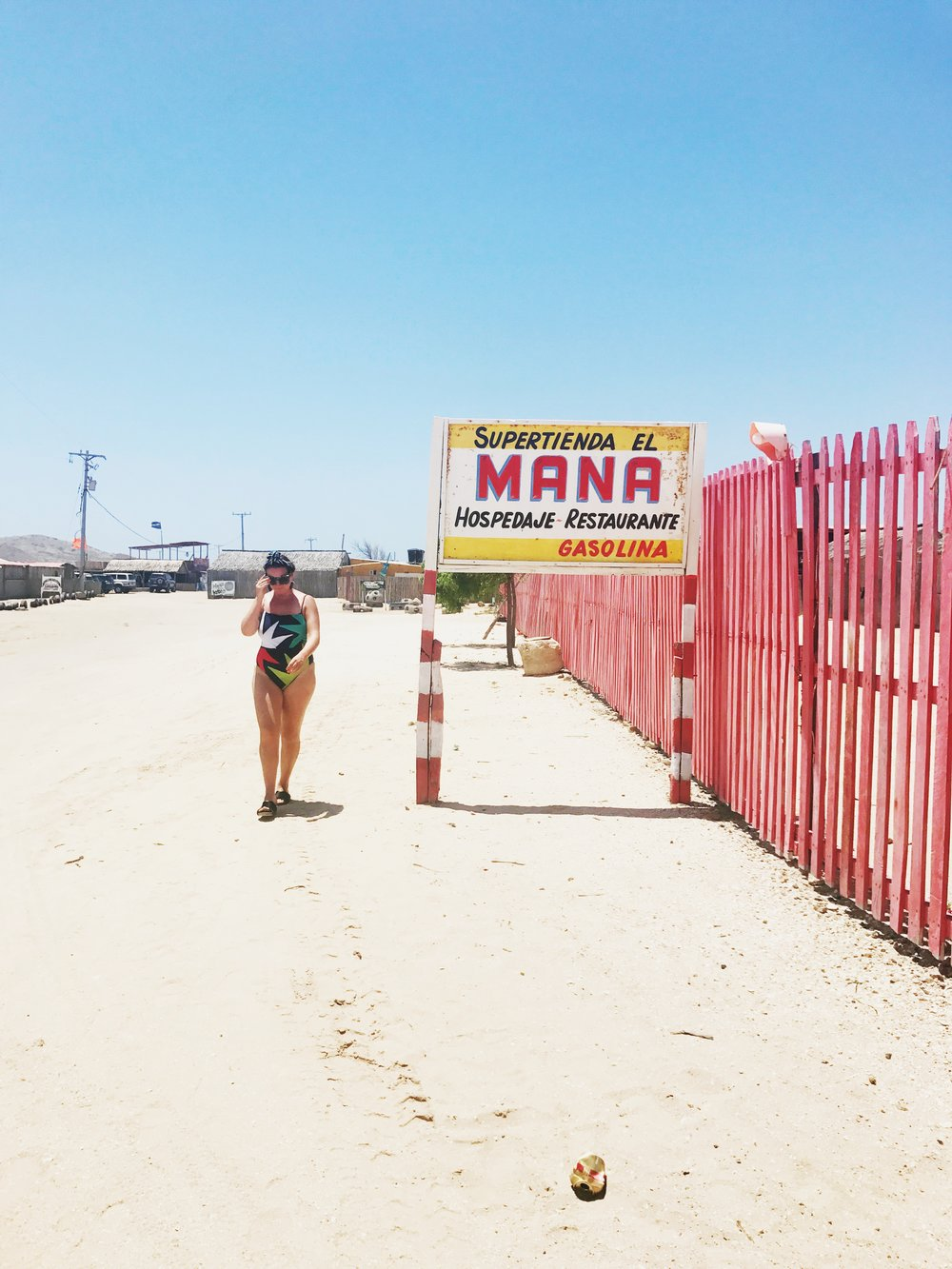Photos from Katalina's trip to La Guajira