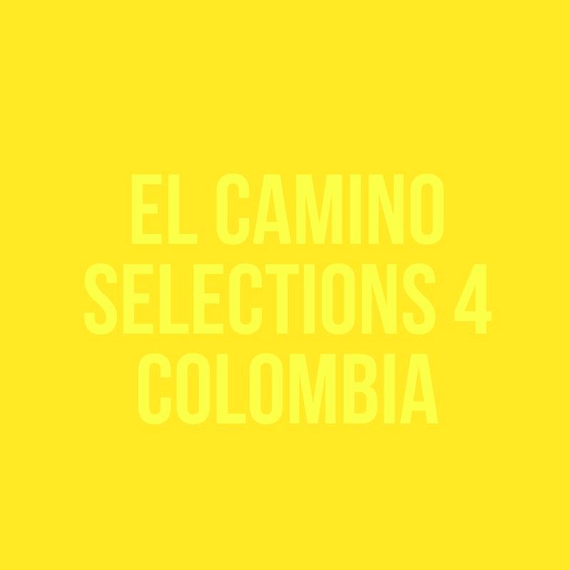 COLOMBIA  Tracks that are light hearted but go deep in with their nuances. Get under the skin and into the experience of Colombia.