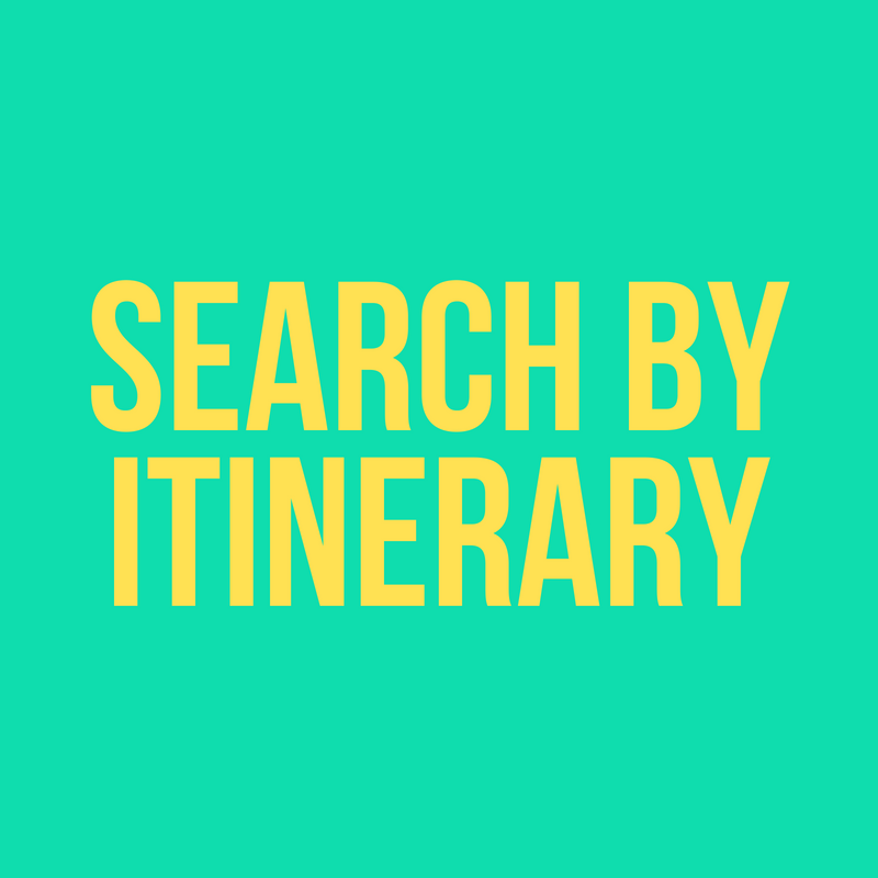 Search By Itinerary Colombia