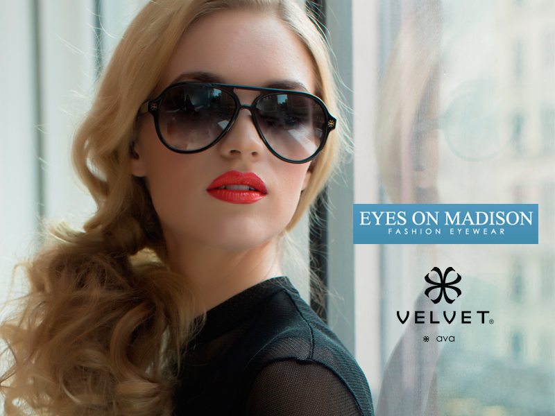 Eyes On Madison a été le premier magasin à New York à transporter velvet!