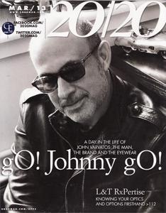 "Velvetfeatured in ""20/20"" Magazine"
