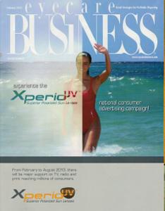 Velvet in EyeCare Business- Feb. '13