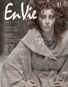 Velvet featured in En Vie Magazine