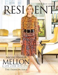 Velvet featured in Resident Magazine Mar. 2015