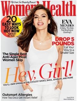 Velvet featured in Women's Health