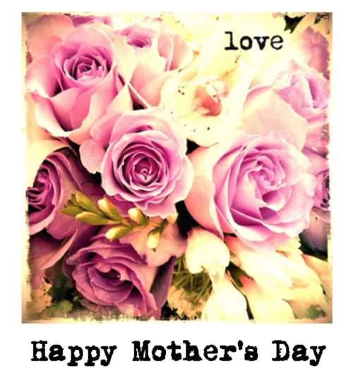 Happy Mothers Day Flowers Love M 113 Paperlove Boutique