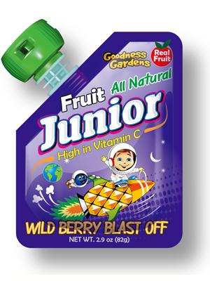 Wild Berry Blast Off