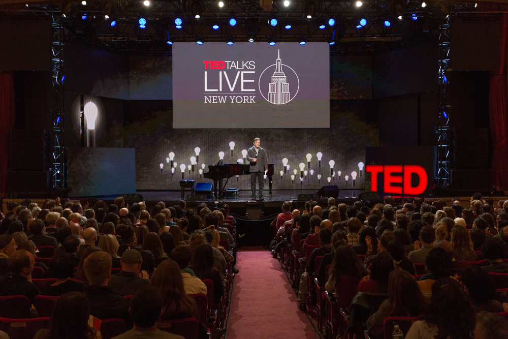 TED Talks Live NYC