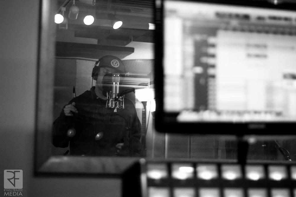 Branson tracking vocals