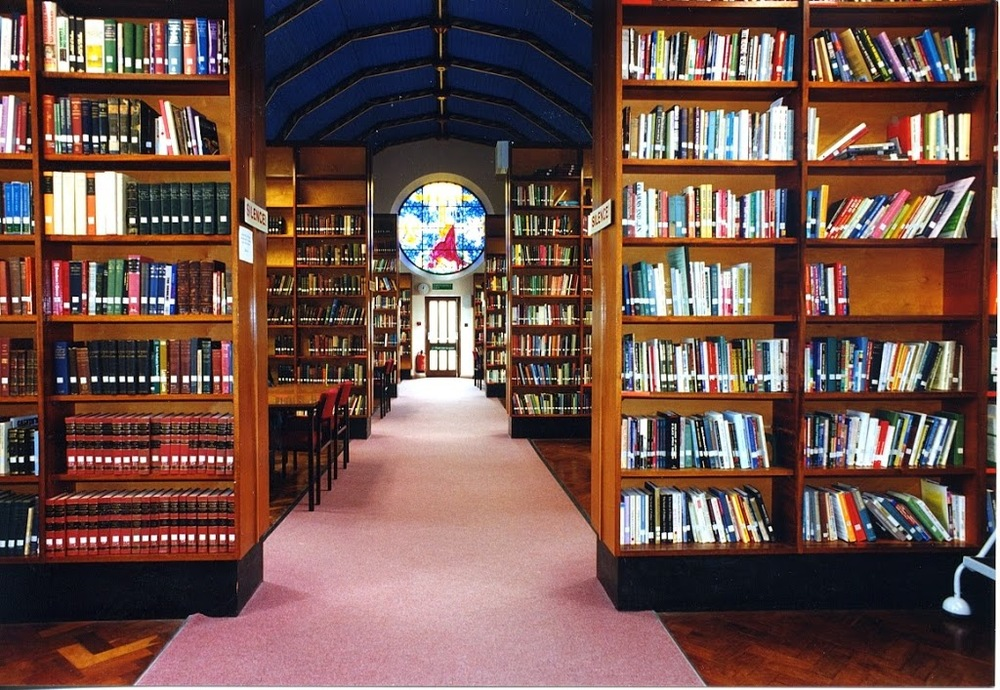 London School of Theology Library