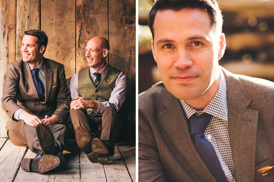 Same sex rustic wedding portraits.jpg