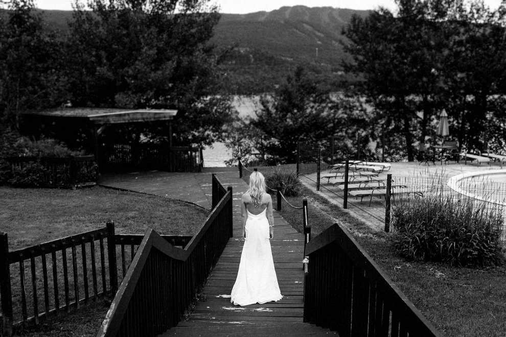 Hotel du Lac wedding photography