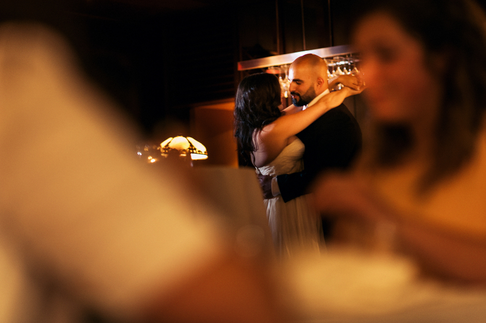 Cava Restaurant Wedding