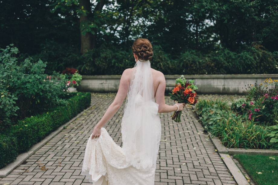 Casa Loma garden moody bridal wedding portrait.jpg