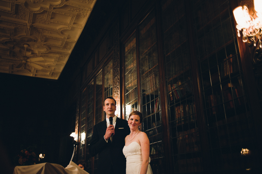 Toronto bride and groom wedding speech.jpg